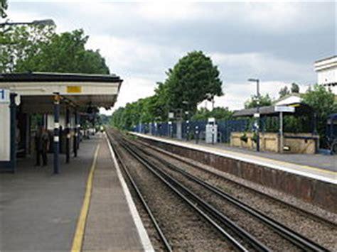 bexley railway station wikipedia