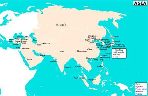cityrailtransit asia map
