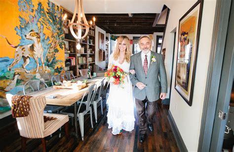 The Light In Your Eyes Todd Rundgren Intimate Backyard Harvest Wedding Alissa Jeb Green