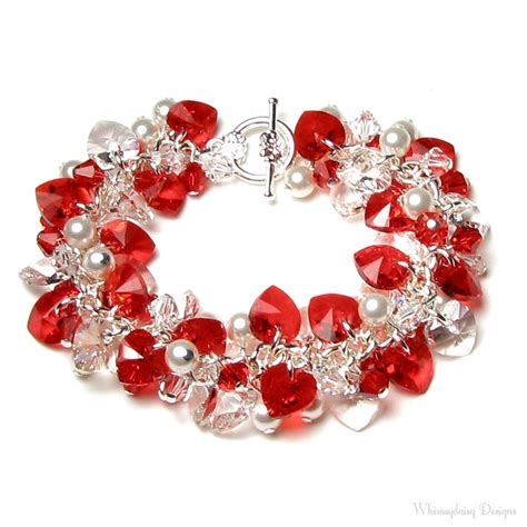 valentines day bracelets s day swarovski bracelet