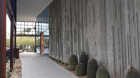 scottsdale museum   west hardrock concrete