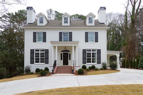 house with white shutters white house black shutters with pictures