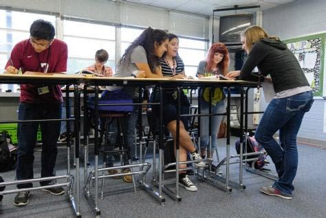 desks for high school students standing desks may boost students cognitive function as well as health ars technica