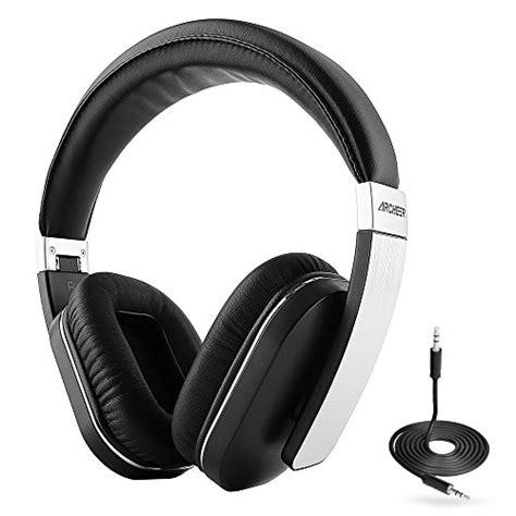 Unique Headphone Headset Stereo For Smartphone Mic Tv 12 Bass bluetooth headphones archeer ah07 wireless headphone foldable ear headphones with