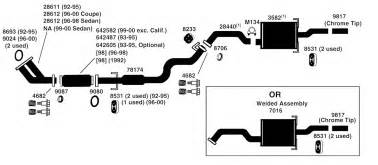 1997 Honda Accord Exhaust System Diagram 1994 Honda Accord Exhaust System Diagram 1994 Get Free
