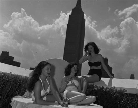 5 Delicious Nyc Stuff To Soak Up by New York City 1958 Photos Bathing Of New
