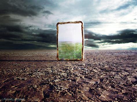 Mirror World the world mirror by jazzuli on deviantart