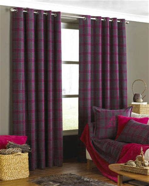 heavy bedroom curtains 17 best images about tartan curtains on pinterest