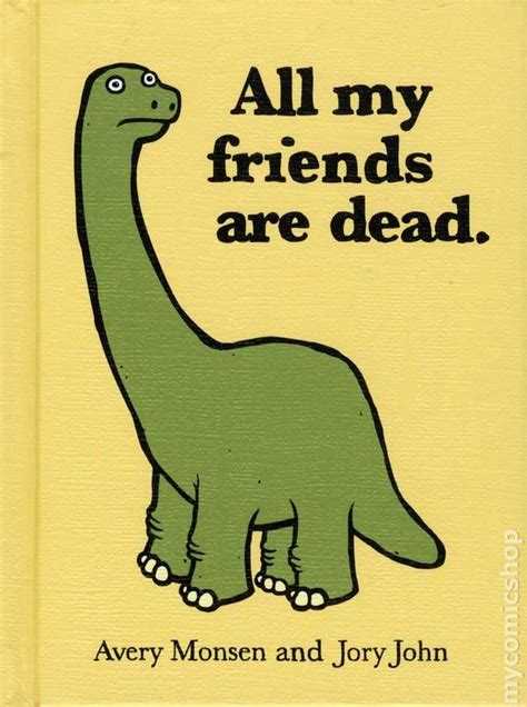 friends  dead hc  chronicle books comic books