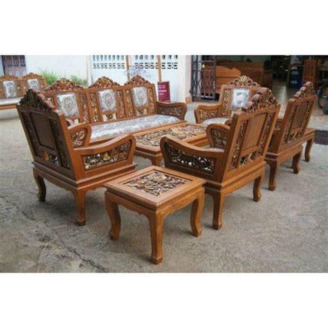 teak sofa set india teak wood sofa set india 1025theparty