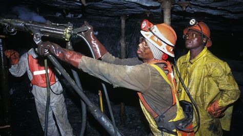 Plumbing Mines by Pay Rises Hollow Victory For Dwindling Sa Miners