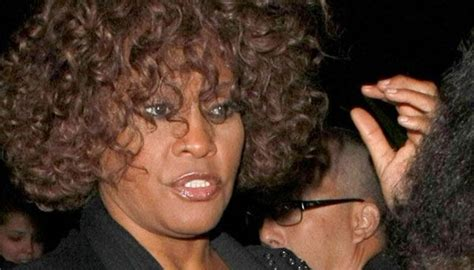 Whitney Another Dead Crackhead Telling It Like It Is | whitney houston crack head hot girls wallpaper