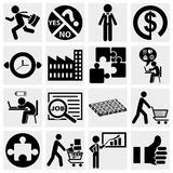 Set Of Business Icons Human Resource Finance Royalty Free Stock Photos Image 33611768 Engineering Vector Icons Set On Gray Stock Vector Illustration Of Background Equipment 40973092