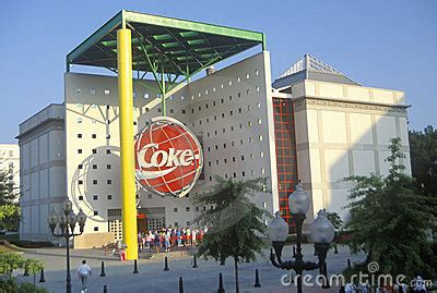 Coca Cola Atlanta Office by Former World Of Coca Cola Atlanta Ga Editorial Photo