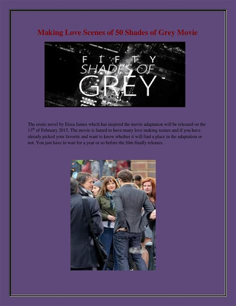 pub film fifty shades of grey making love scenes of 50 shades of grey movie by