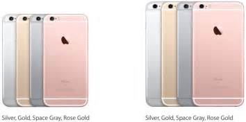 iphone 6s color iphone 6s reviews how to buy and details
