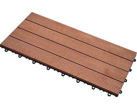 Ikea Balkonplatten by Klickfliese Konsta Wpc 30 X 60 Cm Braun Bei Hornbach Kaufen