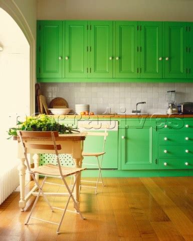 kitchen cabinets painted green green painted kitchen the house decorating