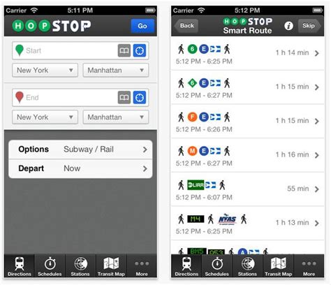 hopstop android new york apps for visitors zara