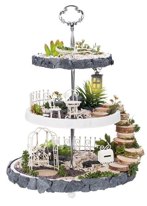 Mini Garten Basteln
