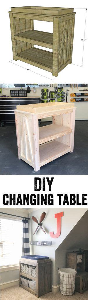 diy baby changing table best 20 change tables ideas on diy changing