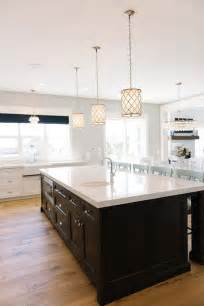 lights kitchen island lighting islands light hanging pendant look stunning over this dark wood
