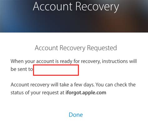 how many days it takes to recover from c section how to recover your lost apple id password