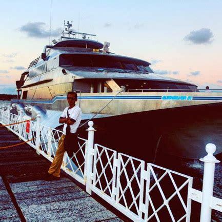 wisata pesiar quicksilver cruise bali  paket   bali