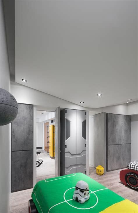 star wars home white interior design archdaily