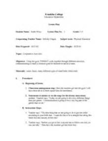 cooperative activities 3rd 5th grade lesson plan lesson planet