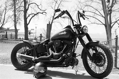 Free photo: Harley, Harley Davidson, Motorcycle   Free