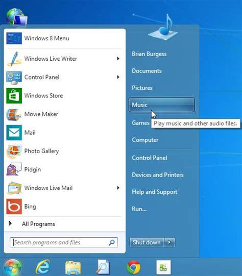 start menu layout windows 8 windows 8 start menu replacement start8 get design overhaul