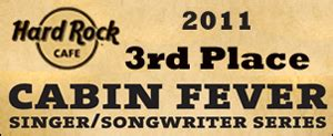 Cabin Fever Series by The Pea Pickin Hearts Placed 3rd In The Rock Cabin