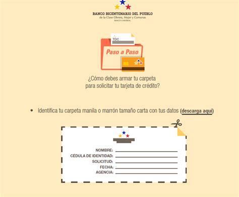 requisitos para obtener una tarjeta de crdito de el banco agrario banco bicentenario requisitos para tarjeta de credito