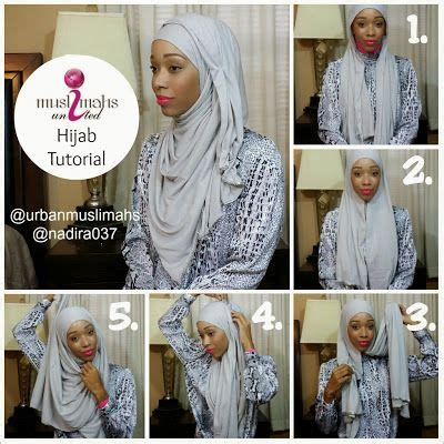 video tutorial hijab paris turban style 425 best images about hijab tutorials ideas on pinterest
