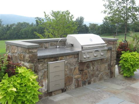 grill modern patio dc metro by poole s and
