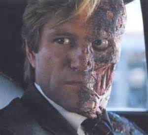 Two Face Meme - two face