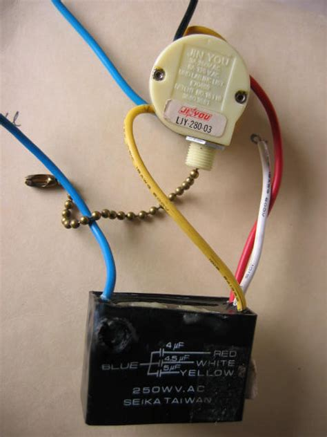 3 capacitor ceiling fan switch ceiling fan change capacitor for single speed