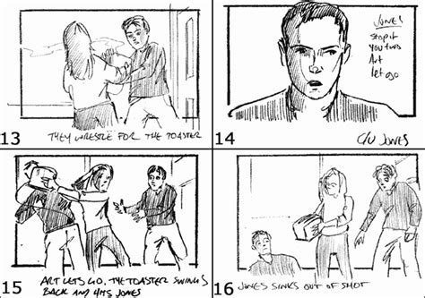sle script storyboard my in storyboards