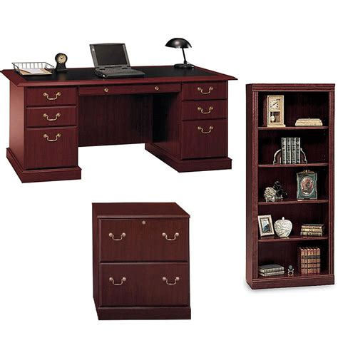 saratoga executive collection manager s desk bush saratoga executive collection 66 inch manager s desk