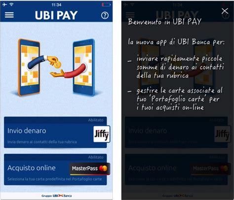 ubi contatti ubi pay l app rivoluziona il modo di pagare iphone