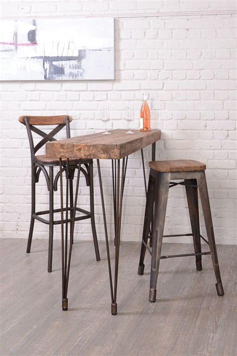 table activité bébé avec siege chaise de bar loft quot nola quot bar cuisine