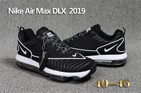 Nike Air Max High Quality high quality nike air max dlx kpu 2019 black white s