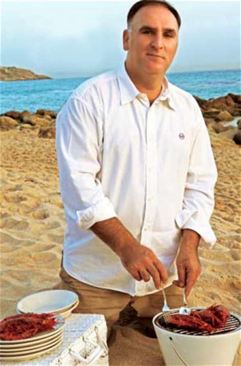 recetas de cocina de jose andres cocina de verano un picnic marinero con jos 233 andr 233 s
