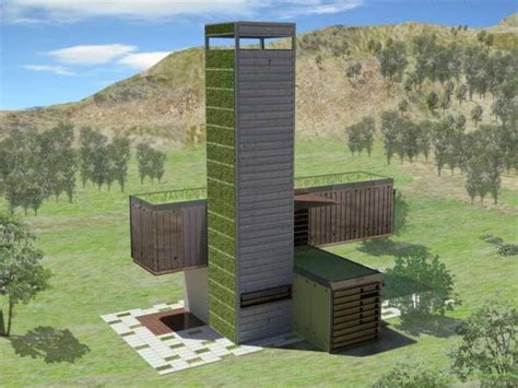 environmental houses self sustainable gaia 7 eco house is both transportable