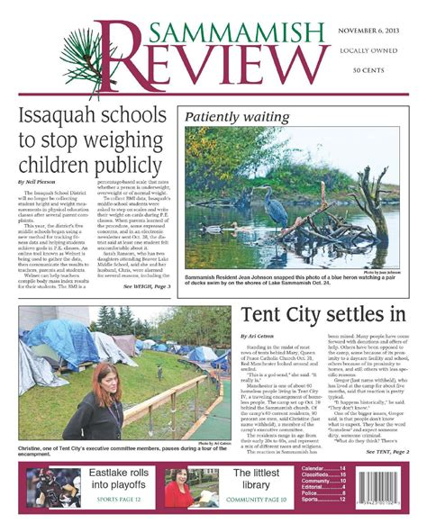 ancestral footprints the issaquah press news sports sammamishreview11062013 by the issaquah press issuu
