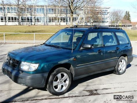 1997 subaru forester 1997 subaru forester 2 0 gl car photo and specs