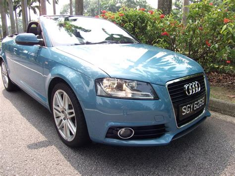 Audi A3 Car Rental by Rent An Audi A3 Convertible By Ace Drive Car Rental