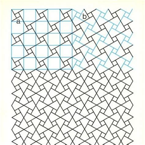 islamic pattern grid geometric patterns patterns pinterest