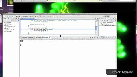 java pattern a za z java screencast tutorial 11 drawing patterns with